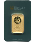 Perth Mint Goldbarren